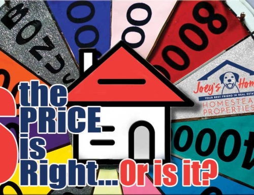 The Price is Right…Or Is It?